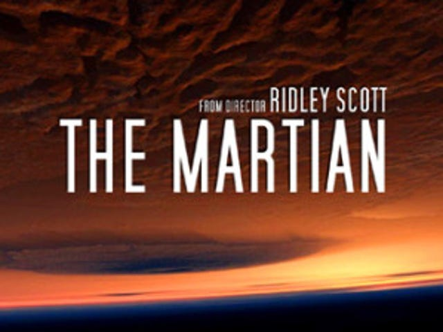 The Martian:   Opportunity lost, Spirit remains.