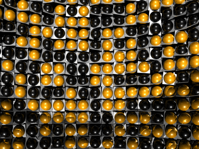 Simple Collections of Gold Nanoparticles Can Develop Computational Abilities