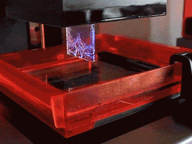 Cette imprimante 3D populaire et super futuriste est désormais aussi facile à utiliser