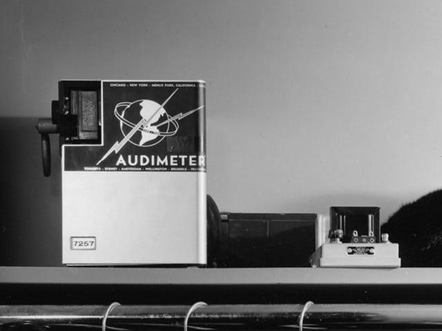 Den mærkelige maskine, der måler radio publikum i 30'erne og 40'erne