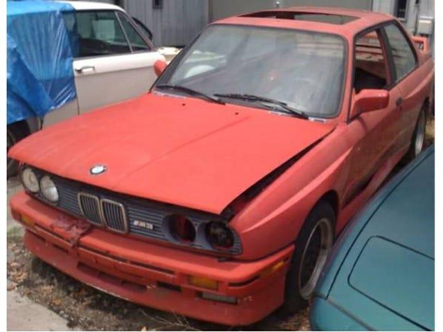 Bu Evrendeki Satılık Ucuz E30 BMW M3 mı?