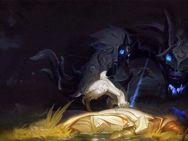 League Of Legends Yeni Şampiyonu Şampiyonu Cidden Korkunç