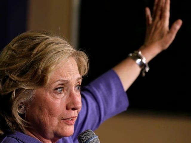 Ligner FBI Gendannet Nogle af Hillary Clintons Deleted Emails