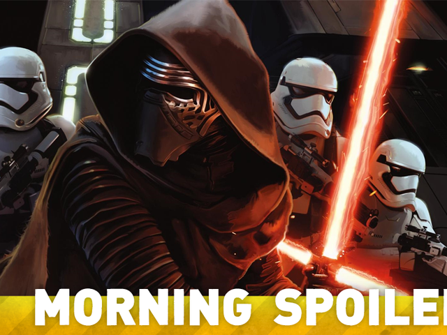 Are You Ready For ANOTHER Crazy Rumor About Star Wars: Episode VIII?