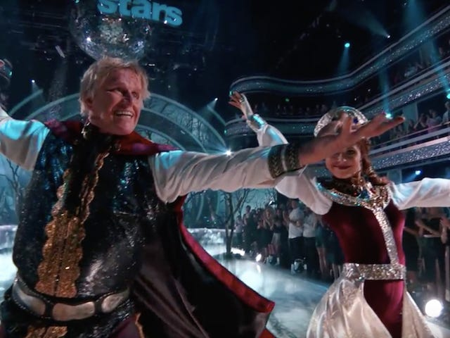 Sad Dancing With The Stars Diaries: Gary Busey Struggles To Remember Where He Is, Victor Espinoza Says Goodbye
