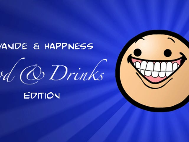 Cyanide and Happiness: Food & Drinks Edition