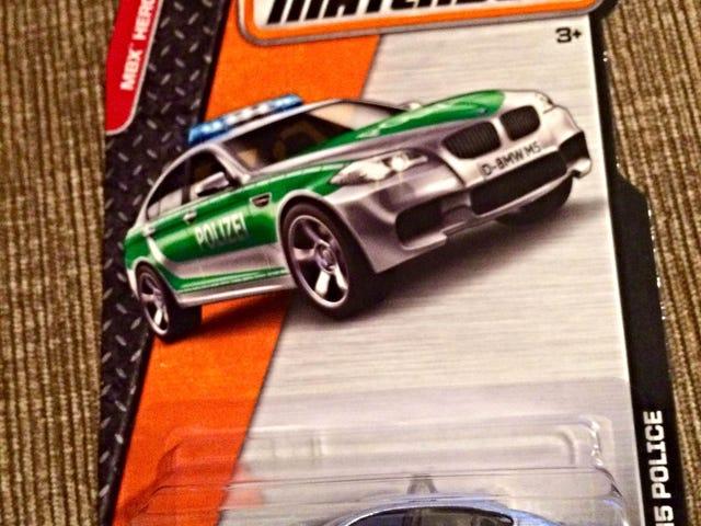 MBX Polizei M5!