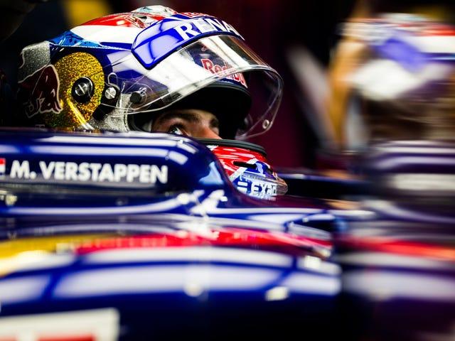 """Max Verstappen zegt """"Nee!"""" Over Team Radio om zijn teamgenoot te laten passeren"""