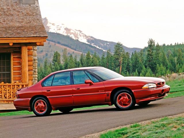 10 Pinakamagandang 1990's Sport Sedans