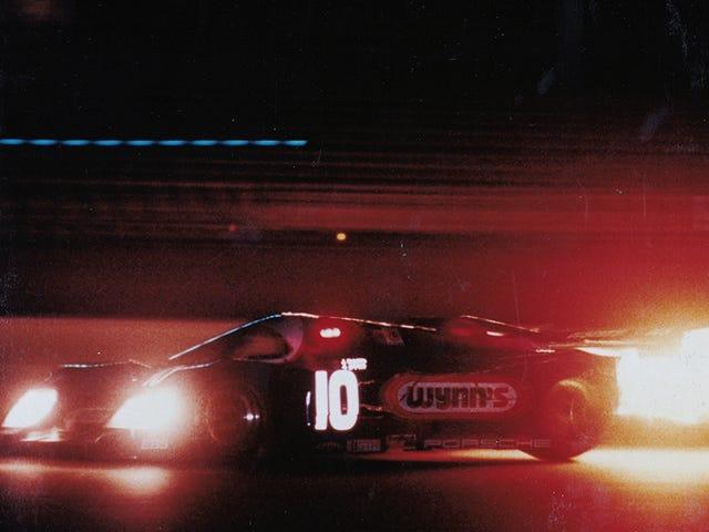 Porsche 962: Der VorletzteMittelmotor Rennwagen