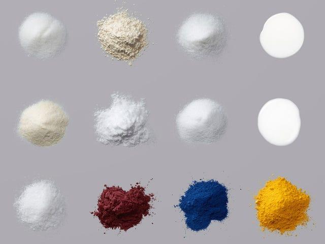 Nämä ovat suosikkiruokasi sisällä olevia ainesosia ja lisäaineita