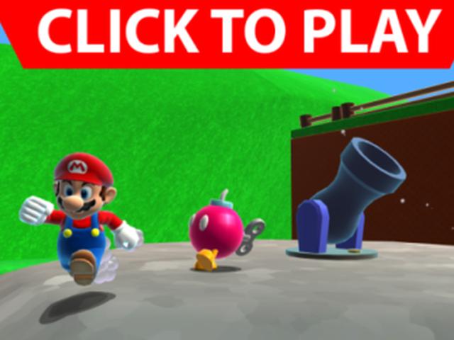 Şimdi Tarayıcınızda HD Olarak <i>Super Mario 64</i> İlk Seviyesini Oynayabilirsiniz