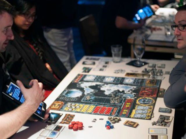 <i>XCOM: The Board Game</i> Works – You, Your Friends and a Table vs the UFOs