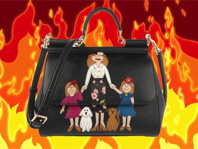 Djävulen har avslöjade sig i form av en mardrömmig $ 2,975 Dolce & Gabbana väska