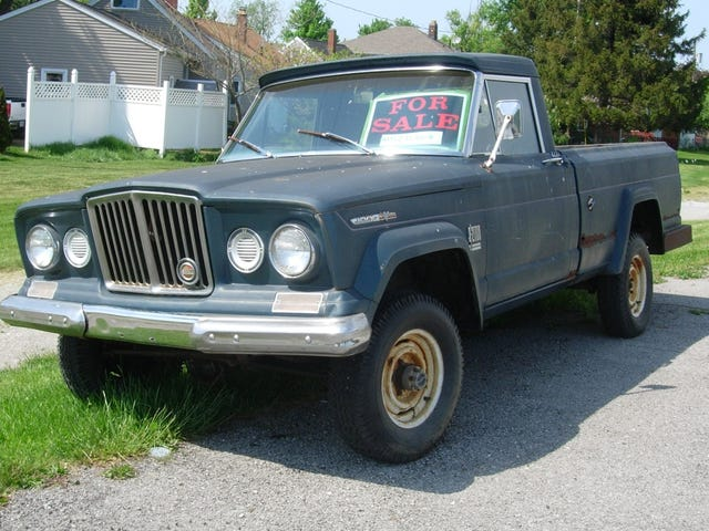 There's a jeep gladiator for sale near me