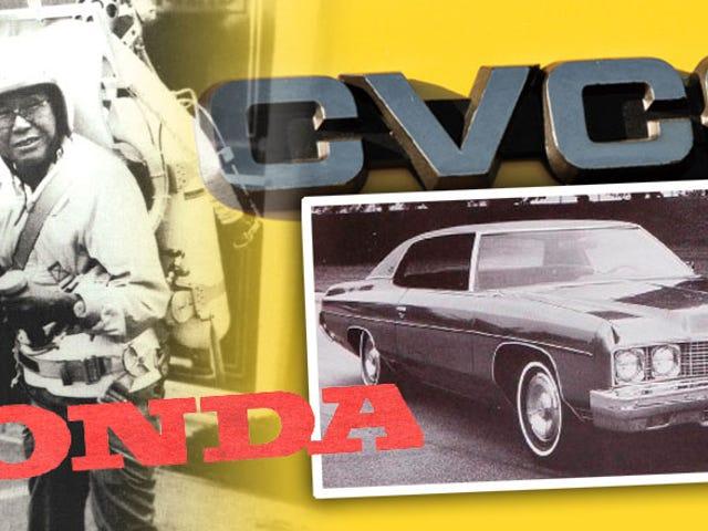 Comment Honda a-t-il eu une Impala pour se conformer aux règlements de l'EPA lorsque GM a déclaré qu'il était impossible de le faire?