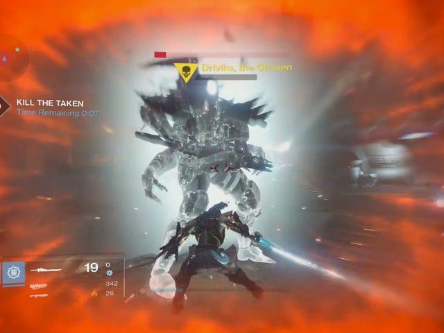 Destiny's Secret 'Black Spindle Challenge' Was Amazing