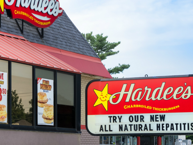 Lawsuit Alleges Hardee's Exposed Thousands of Customers to Hepatitis