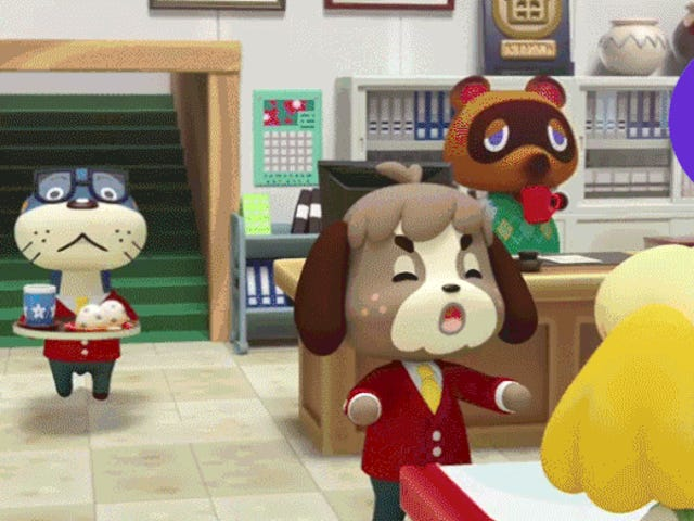 <i>Animal Crossing: Happy Home Designer</i> : TAY Dergisi