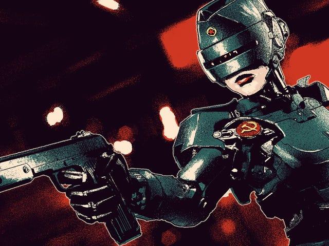 Soviet Robocop!