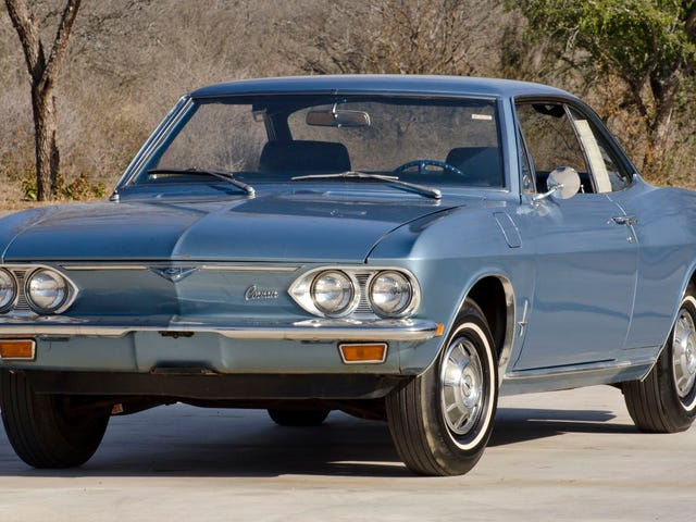 The Corvair Was Safer At Any Speed