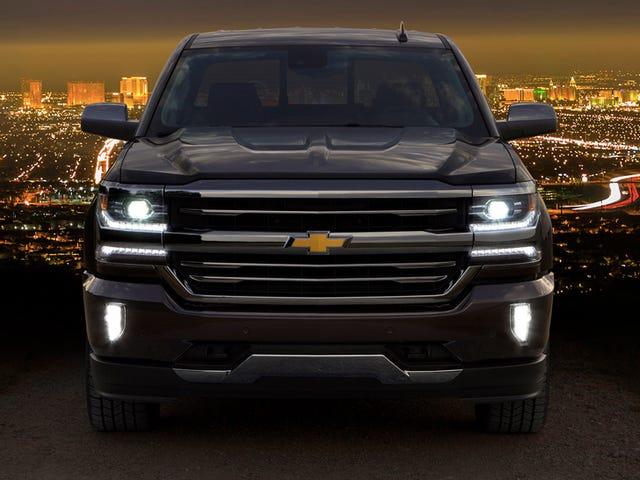 Chevy Silverado 2016: c'est plus