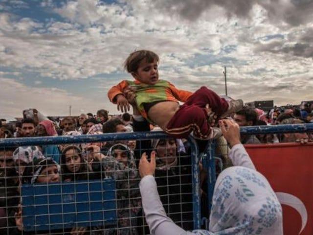 Petizione alla Casa Bianca per reinsediare altri rifugiati siriani