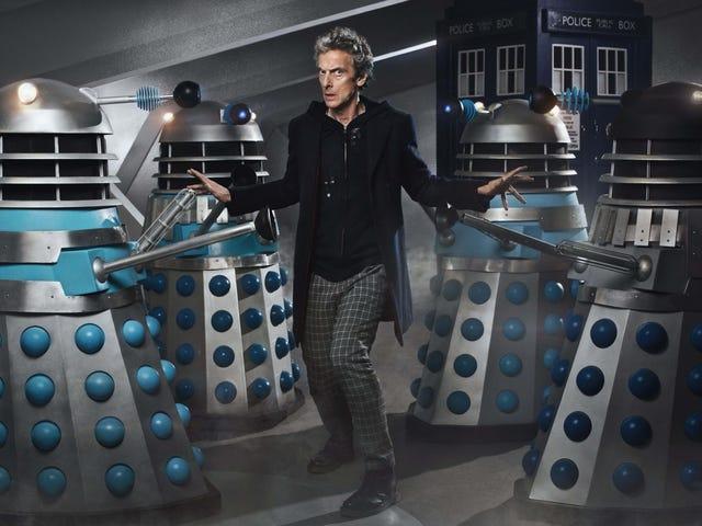 Doctor Who і Деконструкція Далеків