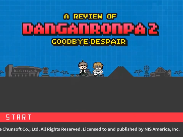 Grex's Danganronpa 2 Review