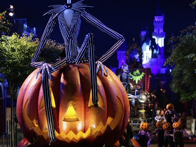 I'm going to Disneyworld!