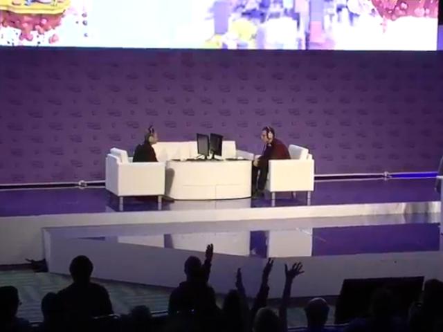 Le patron de Twitch joue <i>Hearthstone</i> avec le patron de Blizzard à TwitchCon