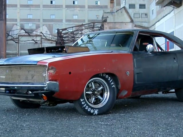 Excuse Me While I Drool Over This '68 Dodge Charger Hellcat