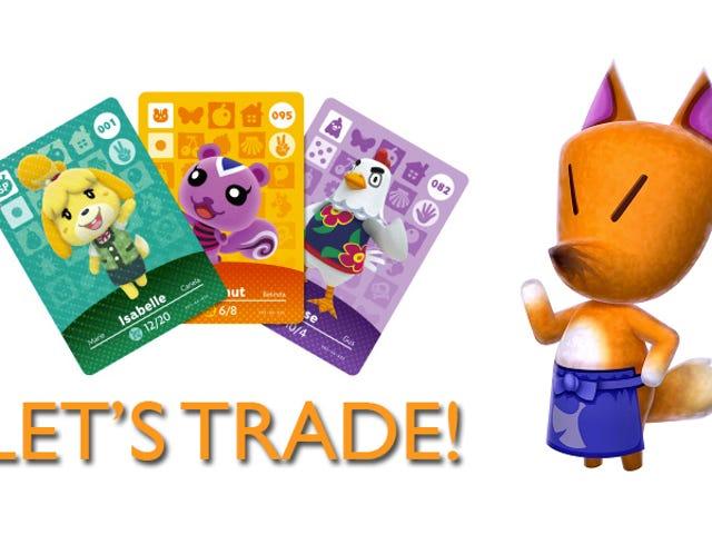 Crazy Redd's Amiibo Card Exchange