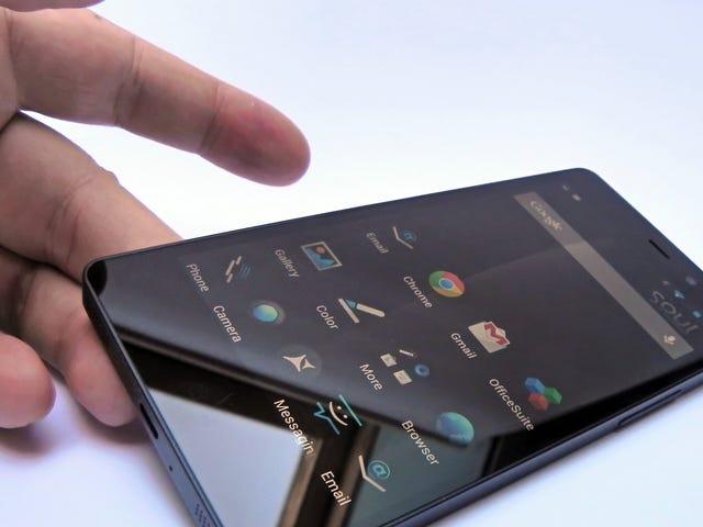 Maaaring Ito ay ang pinaka-secure na Android Phone Maaari kang Bumili, Ngunit Ito ay Gastos mo