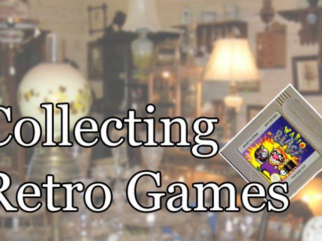 Sammle Retro-Spiele 202: Arcade-Schränke