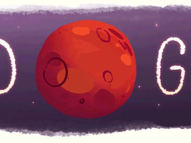 Άνοιγμα θέματος: Η πιο χαλαρή έκδοση Google Doodle