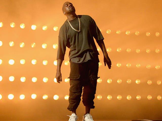 Rapport: Kanye West autorisé à se produire, pas à conseiller Obama à la levée de fonds de DNC
