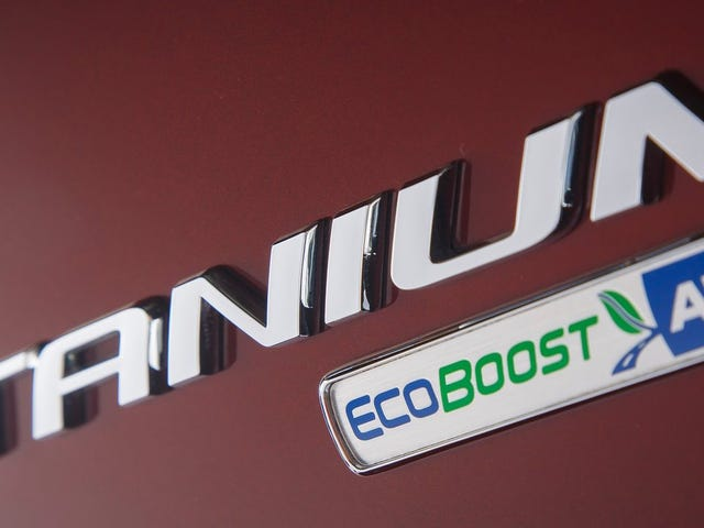 Ford's 'EcoBoost' Is Just A Really Good Marketing Scheme