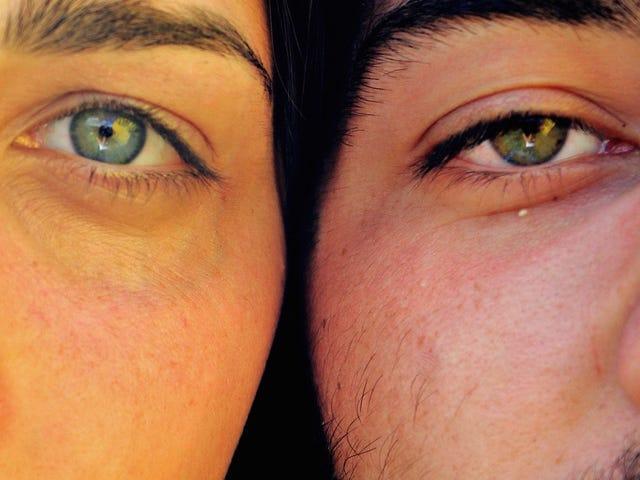 Тестостерон в утробі впливає на те, як наші обличчя виглядають після пубертату