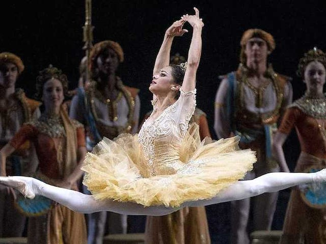 Misty Copeland Came to Our Office & We Gave Her Trash
