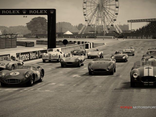 * AKTUALISIERT 8/2 * Informationen und Anmeldungspost von OppositeLock Forza 4 Classic Roadster Series