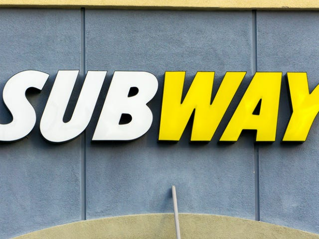 Subway Franchise Sued For Firing HIV-Positive Employee