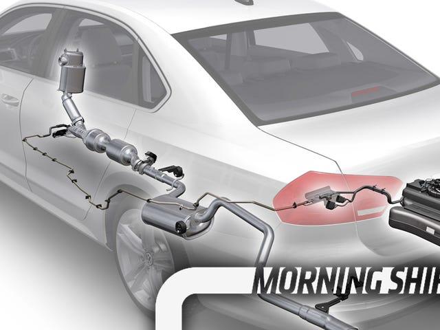 """El """"arreglo"""" de TDI de Volkswagen probablemente se traducirá en un peor ahorro de combustible y un menor rendimiento"""