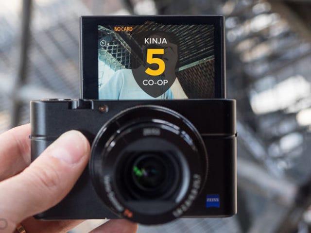 Fünf beste Point-and-Shoot-Kameras