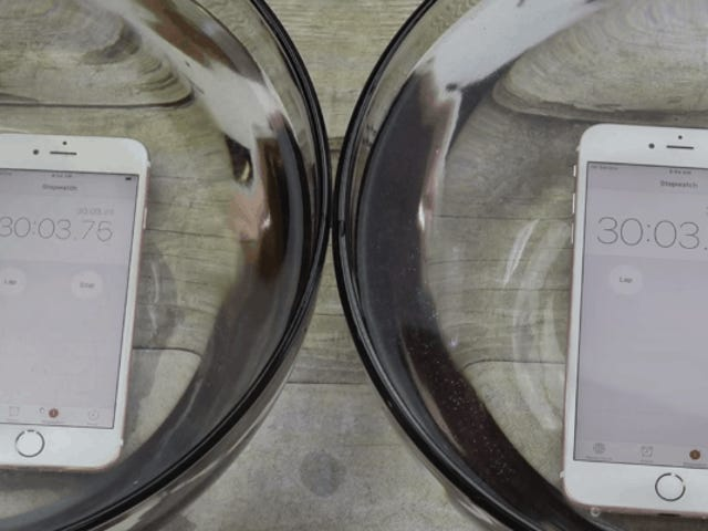 Οι εξαγωγείς της καμπίνας θα πρέπει να έχουν πρόσβαση στο iPhone 6s