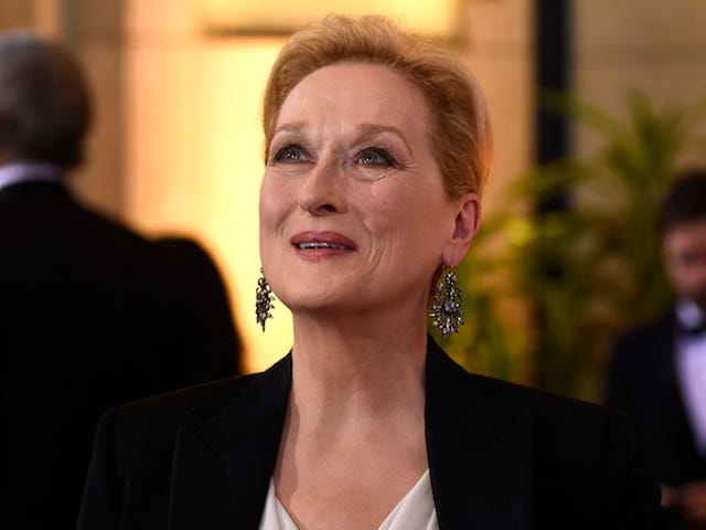 Meryl Streep Is a 'Humanist' Not a Feminist So I Guess Words Don't Have Meaning Anymore