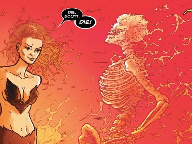 Cette bande dessinée X-Men pourrait bien être la plus sombre histoire de Phoenix