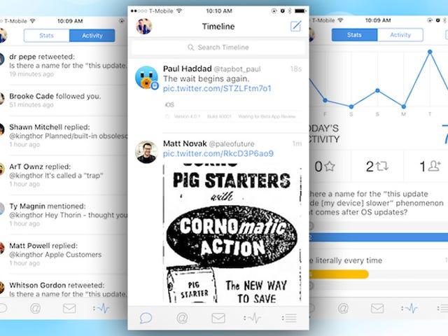 Tweetbot 4 Datang ke iPad, Menambah Statistik, Paparan Pemandangan, dan Lebih Lanjut ke iPhone