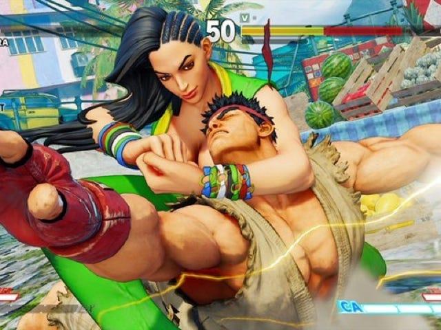 Sepertinya Ini Adakah Brand New <i>Street Fighter V</i> Character