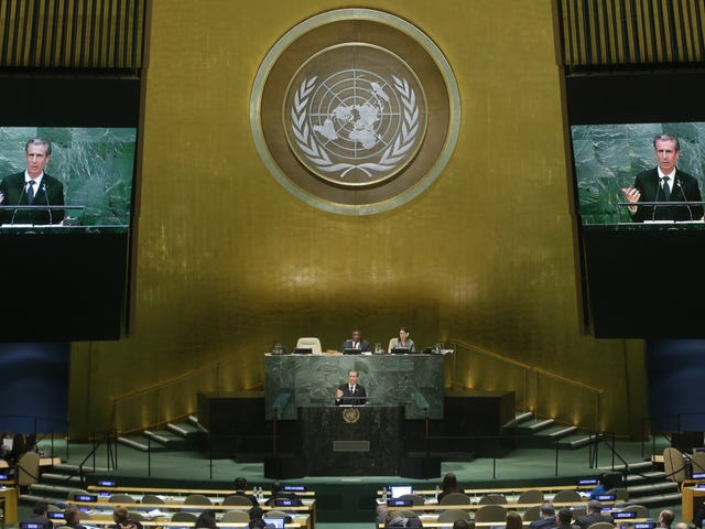 The UN Is Throwing Its Weight Behind 14 Tech Startups Taking On Humanity's Big Issues